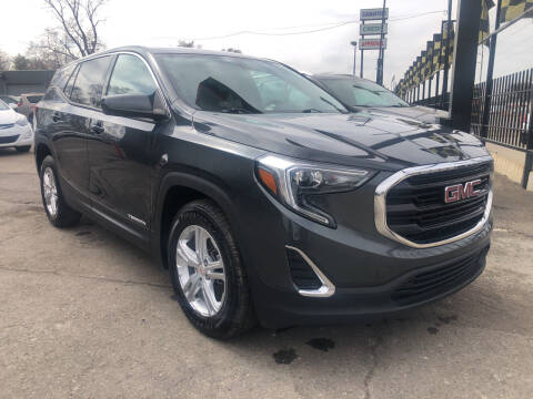 2018 GMC Terrain for sale at Champs Auto Sales in Detroit MI