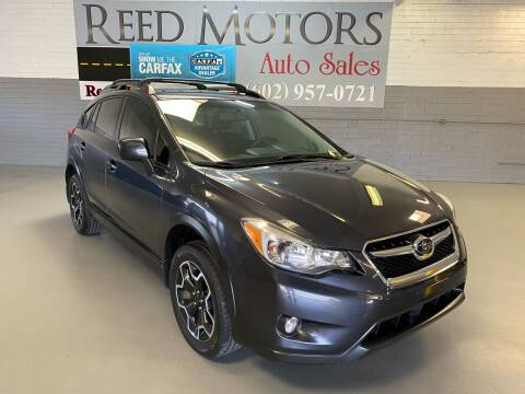 2013 Subaru XV Crosstrek for sale at REED MOTORS LLC in Phoenix AZ