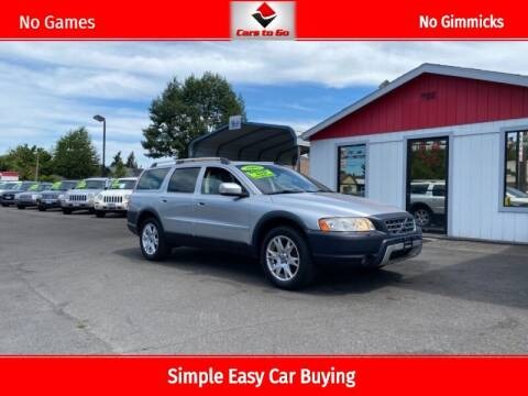 2007 Volvo XC70 for sale at Cars To Go in Portland OR