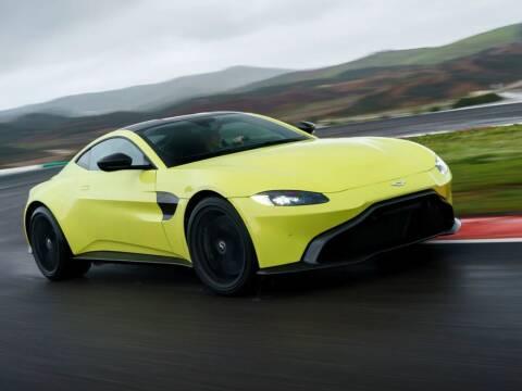 2019 Aston Martin Vantage for sale at Access Auto Direct in Baldwin NY