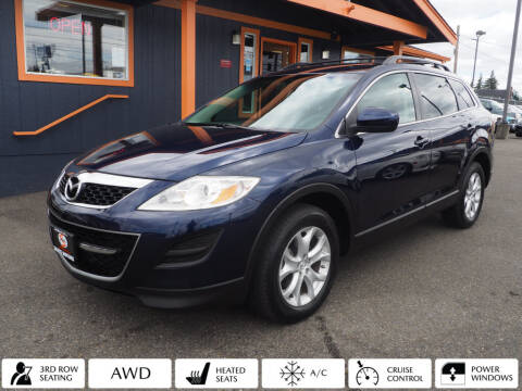 2011 Mazda CX-9 for sale at Sabeti Motors in Tacoma WA