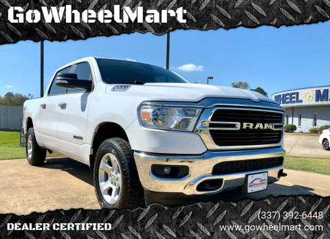 2019 RAM Ram Pickup 1500 for sale at GoWheelMart in Leesville LA