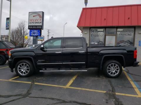 2014 GMC Sierra 1500 for sale at Select Auto Group in Wyoming MI