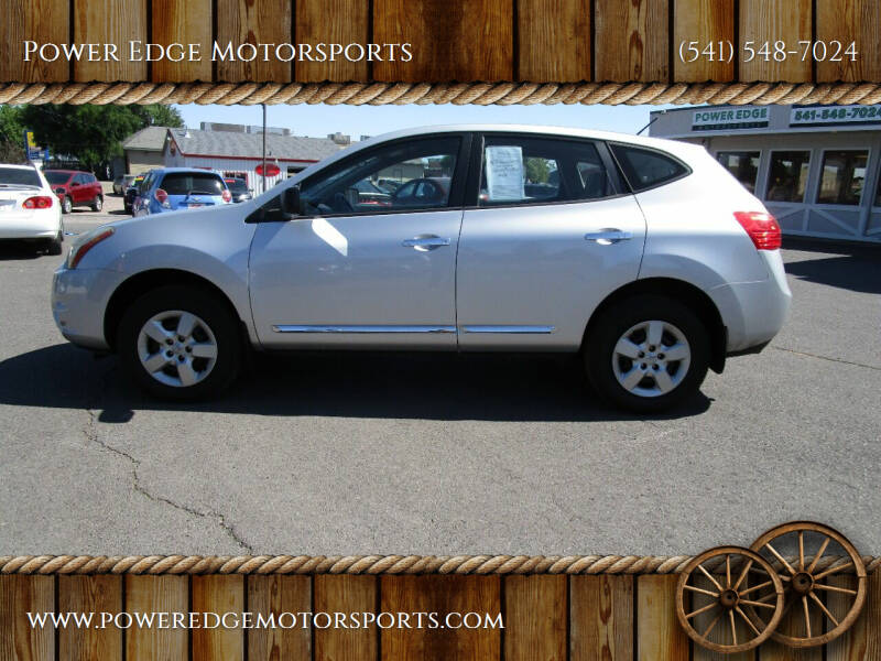 2014 Nissan Rogue Select for sale at Power Edge Motorsports in Redmond OR