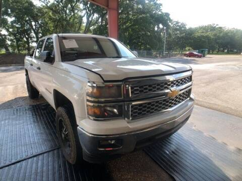 2014 Chevrolet Silverado 1500 for sale at Allen Turner Hyundai in Pensacola FL