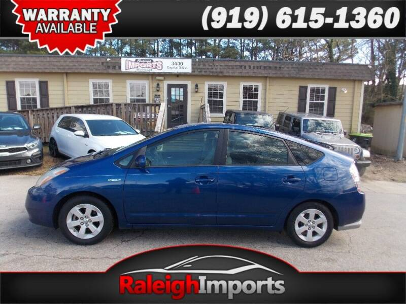 2008 Toyota Prius for sale at Raleigh Imports in Raleigh NC