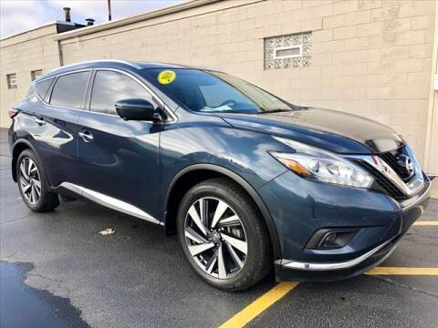 2016 Nissan Murano for sale at Richardson Sales & Service in Highland IN