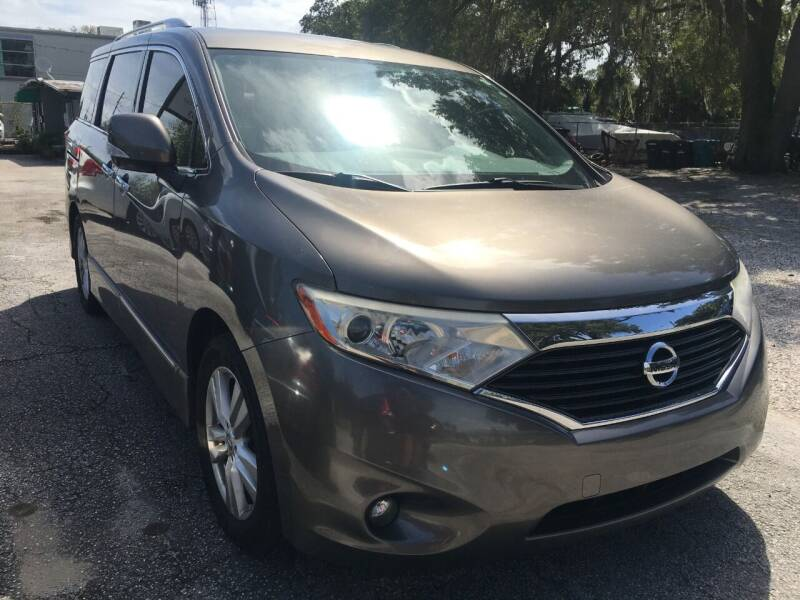 2015 Nissan Quest for sale at Select Cars Of Winter Park Inc in Orlando FL