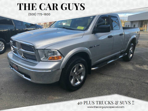 2010 Dodge Ram Pickup 1500 for sale at The Car Guys in Hyannis MA