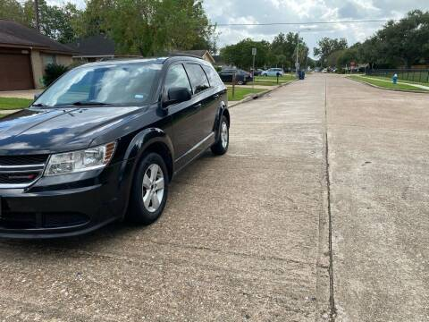 2013 Dodge Journey for sale at Demetry Automotive in Houston TX