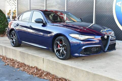 2018 Alfa Romeo Giulia for sale at Alfa Romeo & Fiat of Strongsville in Strongsville OH