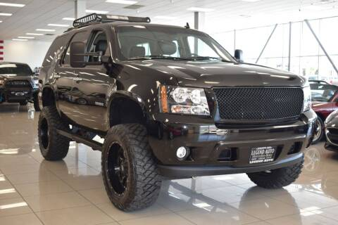 2011 Chevrolet Tahoe for sale at Legend Auto in Sacramento CA