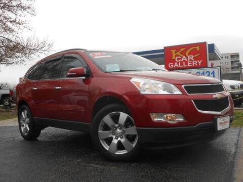 2012 Chevrolet Traverse for sale at KC Car Gallery in Kansas City KS