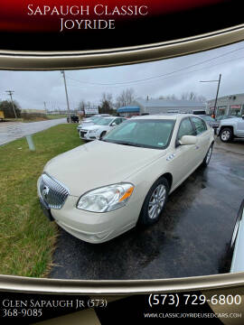 2011 Buick Lucerne for sale at Sapaugh Classic Joyride in Salem MO
