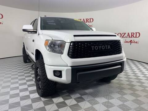 2017 Toyota Tundra for sale at BOZARD FORD in Saint Augustine FL