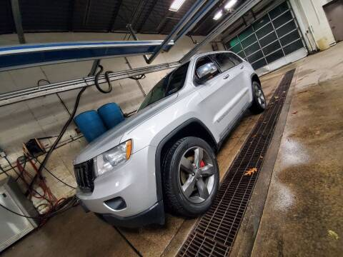 2012 Jeep Grand Cherokee for sale at FAYAD AUTOMOTIVE GROUP in Pittsburgh PA