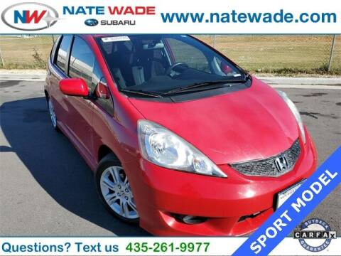 2010 Honda Fit for sale at NATE WADE SUBARU in Salt Lake City UT