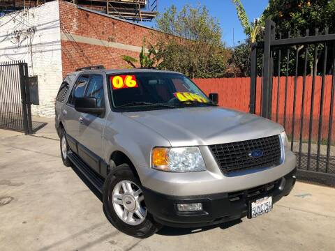 2006 Ford Expedition for sale at The Lot Auto Sales in Long Beach CA