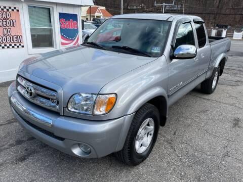 2003 Toyota Tundra for sale at Auto Banc in Rockaway NJ