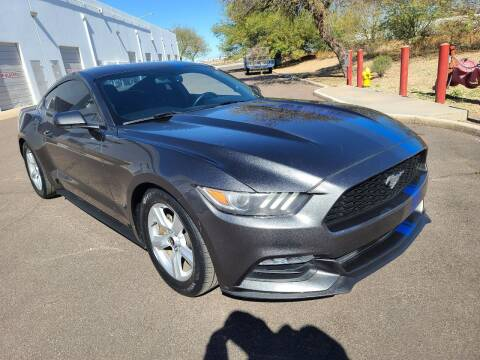 2016 Ford Mustang for sale at NEW UNION FLEET SERVICES LLC in Goodyear AZ