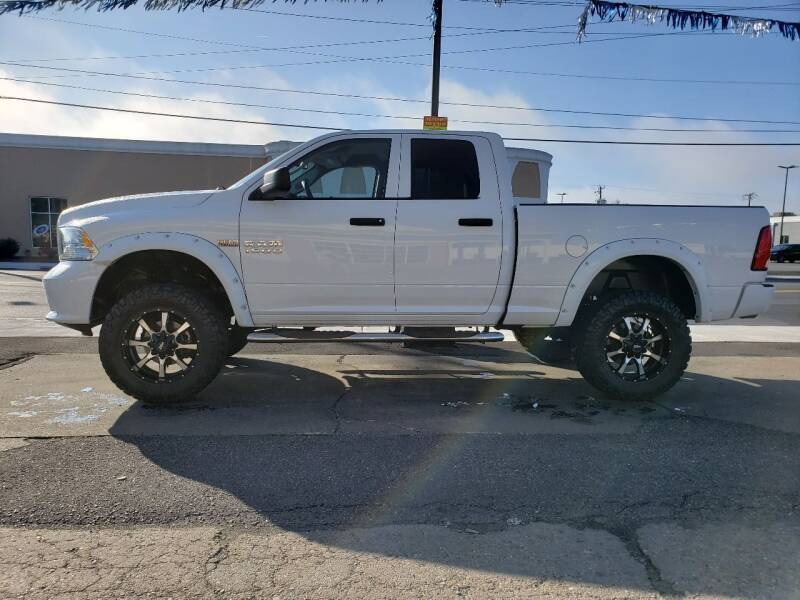 2015 RAM Ram Pickup 1500 for sale at Messick's Auto Sales in Salisbury MD