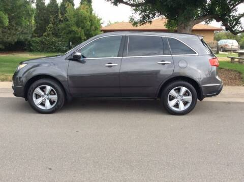 2011 Acura MDX for sale at Auto Brokers in Sheridan CO