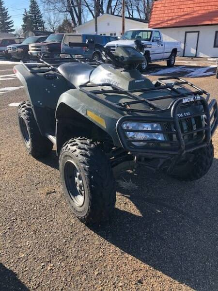 2008 Arctic Cat 400 4X4 for sale at Honda West in Dickinson ND