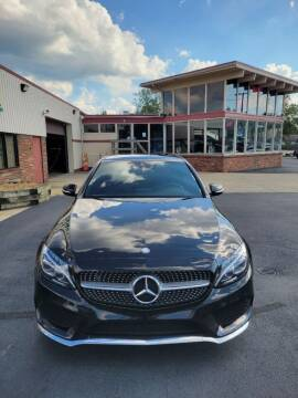 2015 Mercedes-Benz C-Class for sale at MR Auto Sales Inc. in Eastlake OH