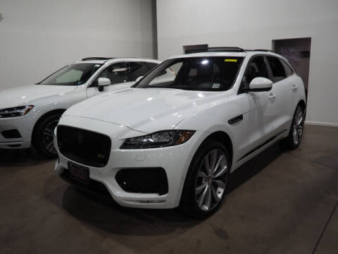 2017 Jaguar F-PACE for sale at Montclair Motor Car in Montclair NJ