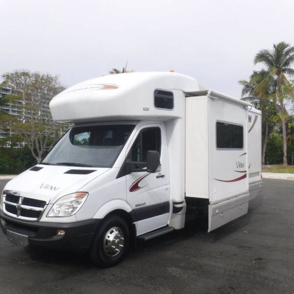 2007 Dodge Sprinter Cab Chassis for sale at Choice Auto in Fort Lauderdale FL