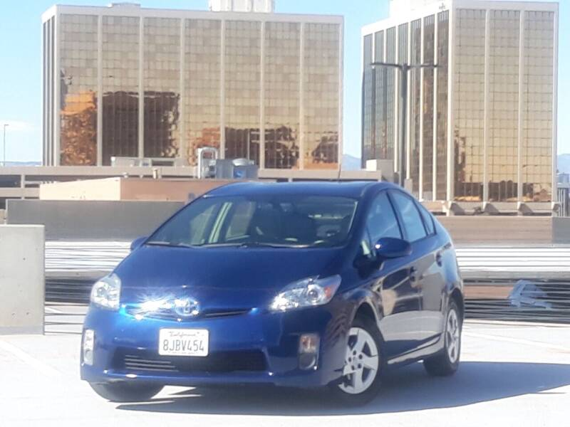 2011 Toyota Prius for sale at Pammi Motors in Glendale CO