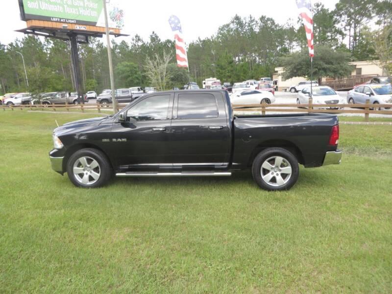 2009 Dodge Ram Pickup 1500 for sale at Ward's Motorsports in Pensacola FL