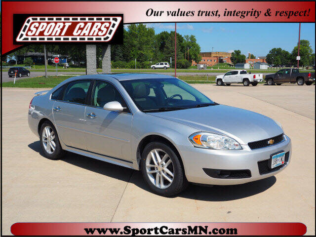 2014 Chevrolet Impala Limited for sale at SPORT CARS in Norwood MN