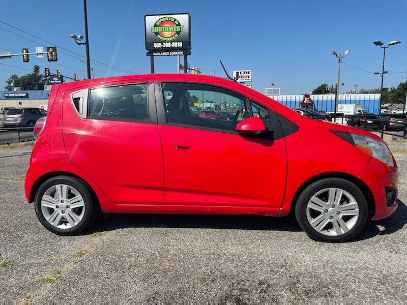2014 Chevrolet Spark for sale at Southwest Sports & Imports in Oklahoma City OK
