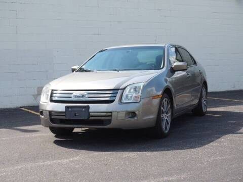 2009 Ford Fusion for sale at O T AUTO SALES in Chicago Heights IL
