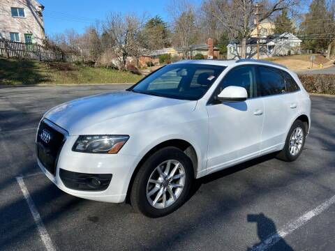 2009 Audi Q5 for sale at Car World Inc in Arlington VA