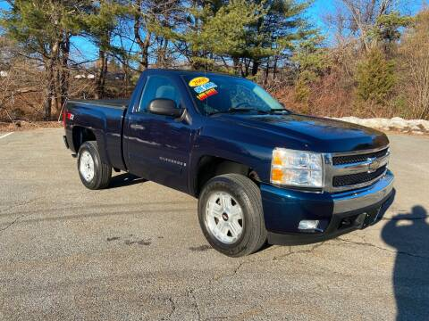 2008 Chevrolet Silverado 1500 for sale at Westford Auto Sales in Westford MA