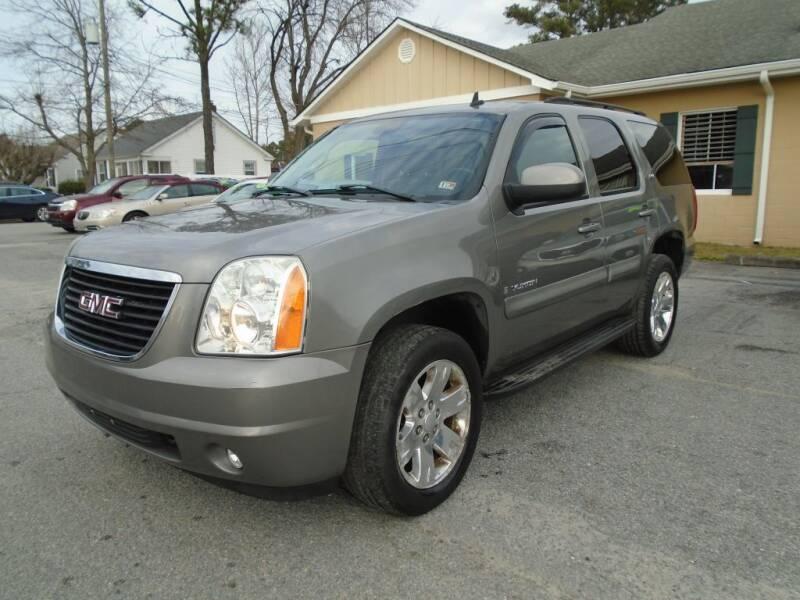2007 GMC Yukon for sale at Ridetime Auto in Suffolk VA