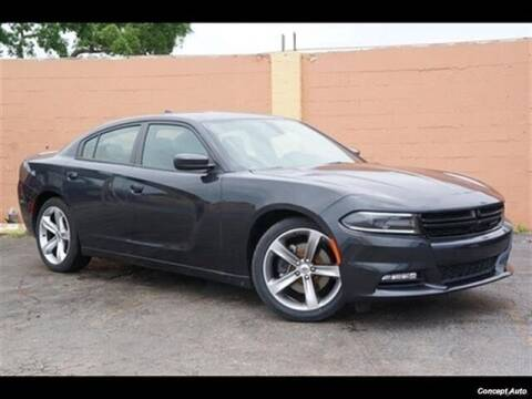 2018 Dodge Charger for sale at Concept Auto Inc in Miami FL