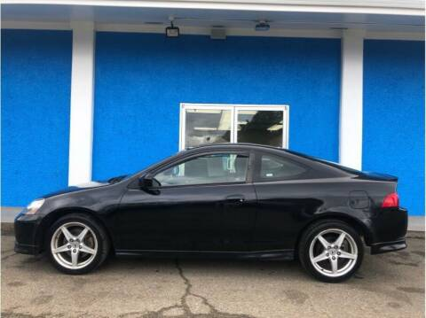 2006 Acura RSX for sale at Khodas Cars in Gilroy CA