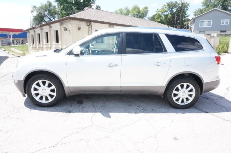 2011 Buick Enclave for sale at Heartland Auto Plaza in Bonner Springs KS