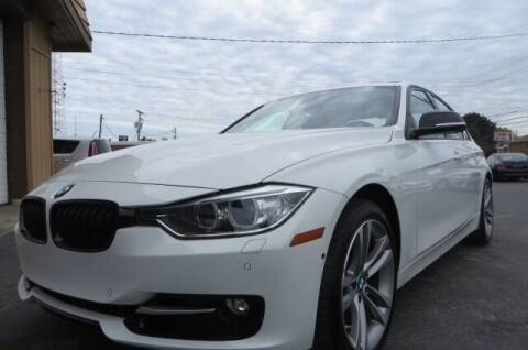 2015 BMW 3 Series for sale at Eddie Auto Brokers in Willowick OH