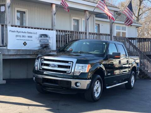 2014 Ford F-150 for sale at Flash Ryd Auto Sales in Kansas City KS