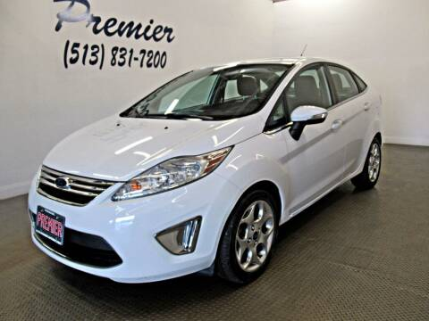 2012 Ford Fiesta for sale at Premier Automotive Group in Milford OH