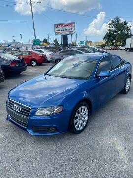 2010 Audi A4 for sale at Jamrock Auto Sales of Panama City in Panama City FL