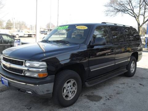 2004 Chevrolet Suburban for sale at Weigman's Auto Sales in Milwaukee WI