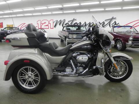 2018 Harley-Davidson TriGlide for sale at 121 Motorsports in Mt. Zion IL