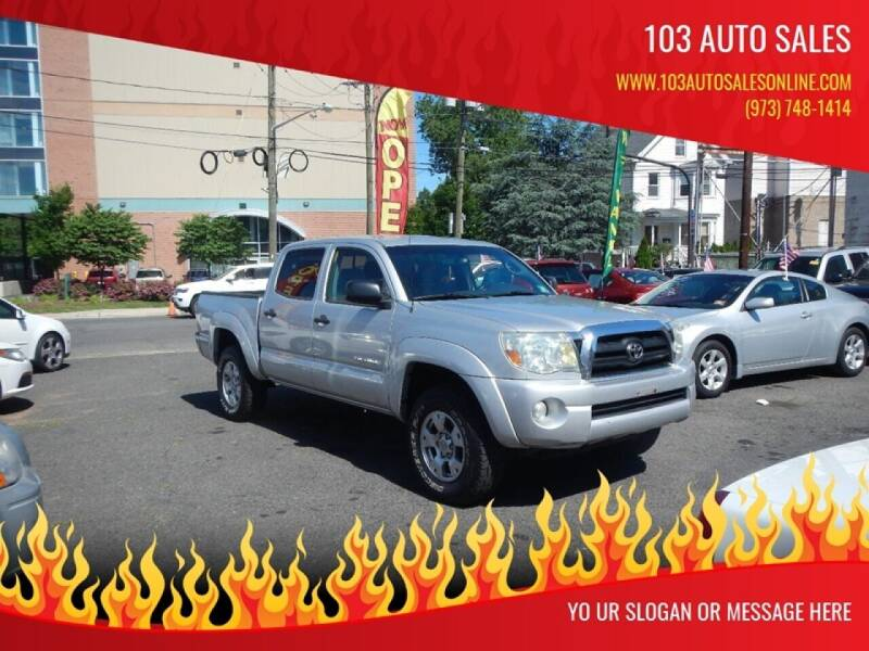 2005 Toyota Tacoma for sale at 103 Auto Sales in Bloomfield NJ