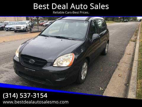 2008 Kia Rondo for sale at Best Deal Auto Sales in Saint Charles MO