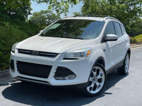 2014 Ford Escape for sale at William D Auto Sales in Norcross GA